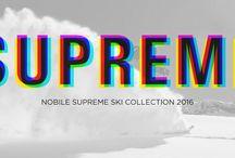 NOBILE SUPREME Ski Collection Premiere 2016