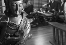 Views from Hidden Peak Teahouse / A selection of photos from the Hidden Peak Teahouse showcasing our tranquil environment and love of tea.