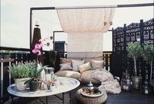 ...Outdoor living...