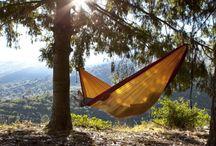 Happy in de hangmat / De mooiste hangmatten over de hele wereld. Waar hang jij het liefst in je hangmat?