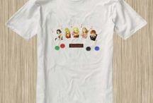 Baccano Anime Tshirt