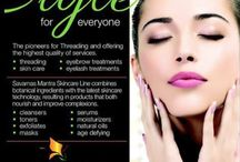 Savarna Beauty Spa / Welcome to Savarnas! We strive to make you Look & Feel Your Best :-)