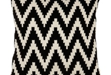 • CHEVRON • / Zigzag patroon
