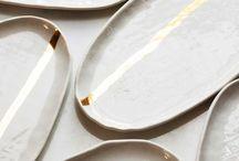 Handmade Ceramic Platters