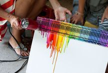 Cool Craft Ideas / by Jennifer Alexander