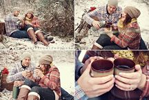 engagement pic ideas / by Jana Parker