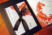 I said Yes! Invites / by Andrea Walden-Morden