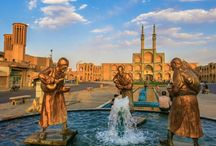 Yazd / Yazd is one of the highlights of any trip to Iran.