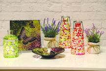 Spring Time / Spring Time is a collection of homeware with bright colours and fresh designs.