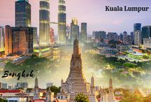 Bangkok and Kuala Lumpur Holidays / 0