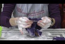 видео МК Цветок ириса