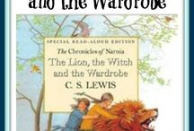 Narnia Activities- The Lion the Witch and the Wardrobe