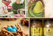 Spring/Easter Ideas / by Denise Woolston