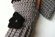 Handschuhe / Stulpen