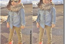 Fashion for my little fashionista! / by Meyshana Lunon