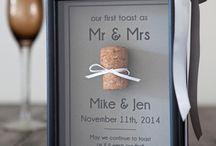 Wedding keepsake