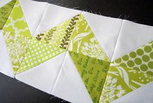 Quilts Zig Zag  / by Lady Quilter