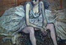 Artist - Henri de Toulouse-Lautrec / by Jeanne Medina