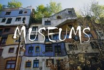 Museums in Austria / A visit to a museum should definitely be on your to-do list while visiting Austria. Wheather it be an imperial museum in Vienna or a local museum in the countryside.
