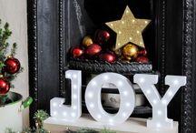 It's beginning to look a lot like Christmas... / We love the festive season!