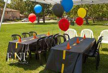 Πάρτι γενεθλίων με θέμα