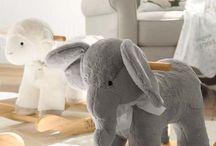 Nursery / Piglet's elephant nursery