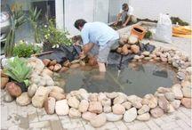 cascatasde agua para jardim