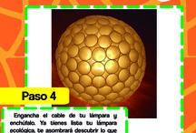 Lámpara Ecológica