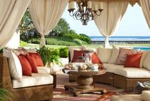 Patio and outdoor living