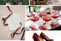 """Jessica says """"I do."""" / Fall wedding  / by Ziggity Zogg"""