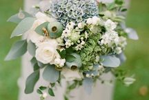 Foliage & Succulent Wedding flowers @Chirpee Flowers by Steph Willoughby / A collection of ideas for weddings using foliage and succulents