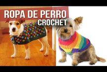 Mantas tejidas para perros