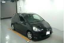 Honda Fit 2007 Black - Honda fit is cheap and with low fuel consumption / Refer:Ninki26456 Make:Honda Model:Fit Year:2007 Displacement:1300 CC Steering:RHD Transmission:AT Color:Black FOB Price:3,800 USD Fuel:Gasoline Seats  Exterior Color:Black Interior Color:Gray Mileage:62,000 KM Chasis NO:GD1-2414483 Drive type  Car type:Wagons and Coaches
