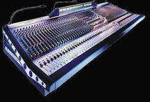 Audio and Mixers
