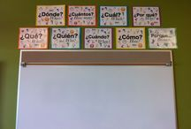 Spanish Classrooms / Ideas to organize your classroom