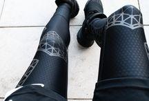 Running gear / Cool running gear