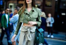 Street style (Fashion Week)