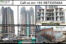 Navgrih Buildwell Project Rhythm Ccounty / Navgrih Buildwell's musical theme based residential project Rhythm Ccounty provides 2, 3 BHK flats.