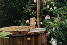 Outdoor indoor / Hot tubs