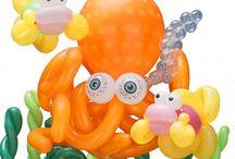 Underwater balloon