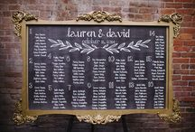 name seating board