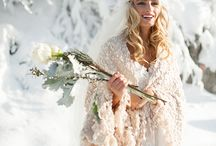 Winter Boho Wedding