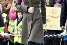 Kate Middleton - Chic fashion