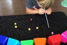 3yr old no mess activities