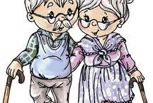 babcie,dziadkowie