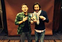 SuperNatural, Dean & Sam