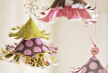 Cosas lindas / Arbolitos de papel
