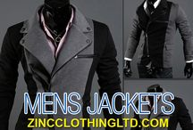 Mens Jackets / Men's jackets are perhaps one of the significant pieces of apparels for men in cold or wet weather. Jackets are not just meant for winter usage but can be used in other seasons as well since it makes people appear more good-looking. http://zincclothingltd.com/product-category/mens/jackets/