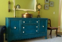furniture / Furniture I have found at thrift stores or yard sales