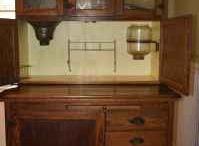 Hoosier Cabinets / by Dodie Presley